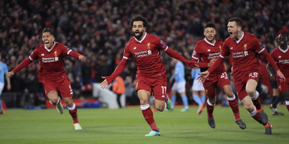 Así vivimos la goleada de Liverpool sobre Manchester City en Anfield