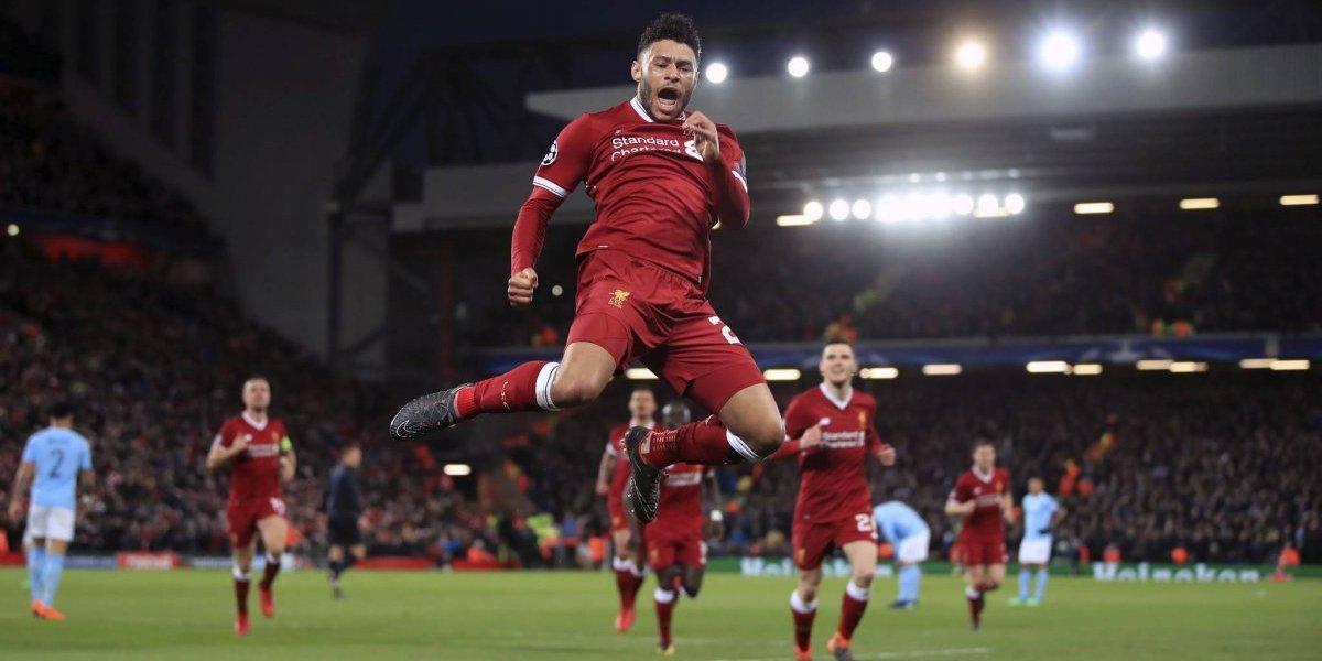 Liverpool humilló al Manchester City y lo dejó al borde del adiós en la Champions League