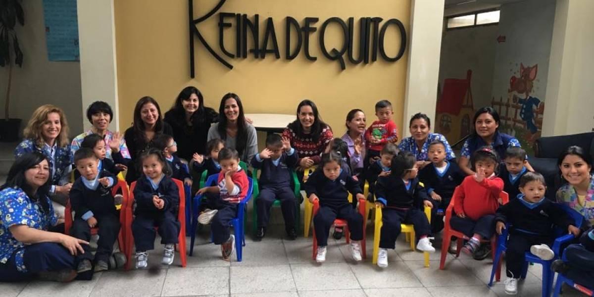 Fundación Reina de Quito impulsa campaña #YoDoné para recaudar fondos