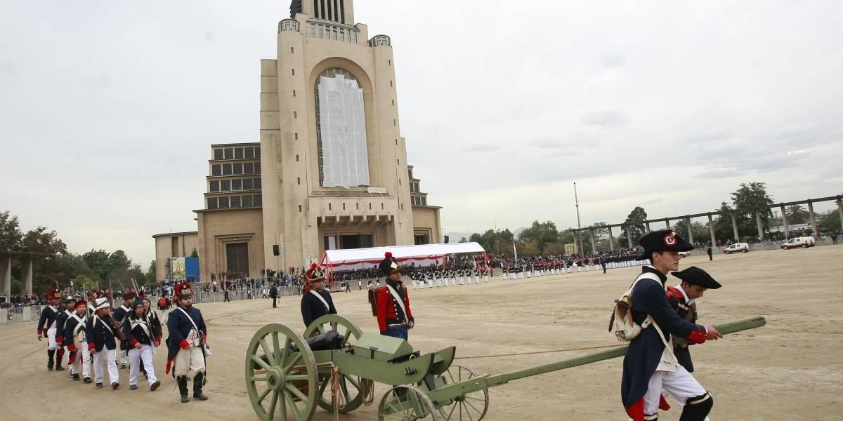 """A 200 años de la Batalla de Maipú: el """"tétrico legado"""" de los héroes de la Independencia"""