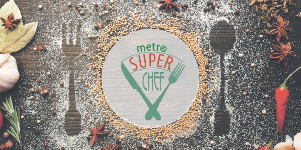 Metro Super Chef 2018: Dulce & Salado