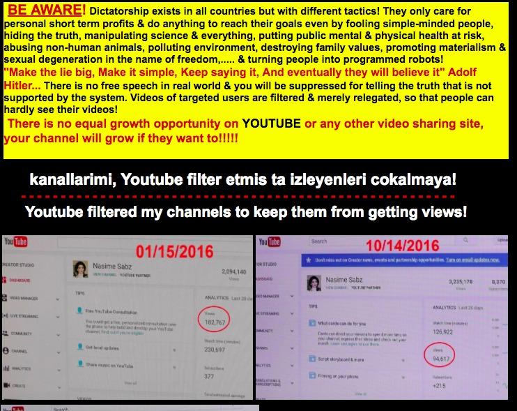 Tiroteo en YouTube: la mujer que disparó en los HQ era una youtuber molesta