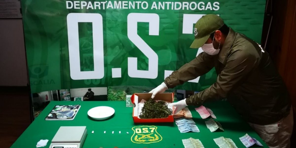 "Abril, ""alumbrados"" mil: se jactaba de vender marihuana por Facebook... al final pasó lo obvio"