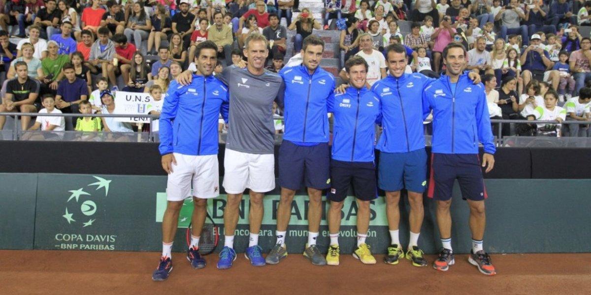 No quieren saber nada de sillazos: El spot de Argentina para evitar peleas en la serie de Copa Davis