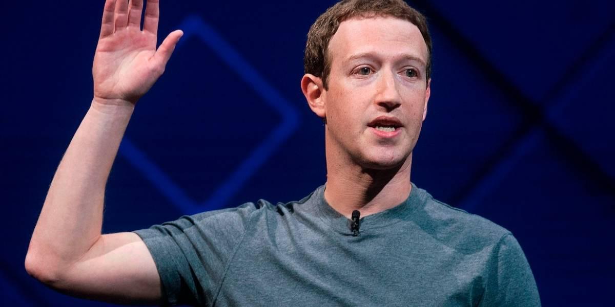 Zuckerberg declarará ante comisión del Congreso de EEUU