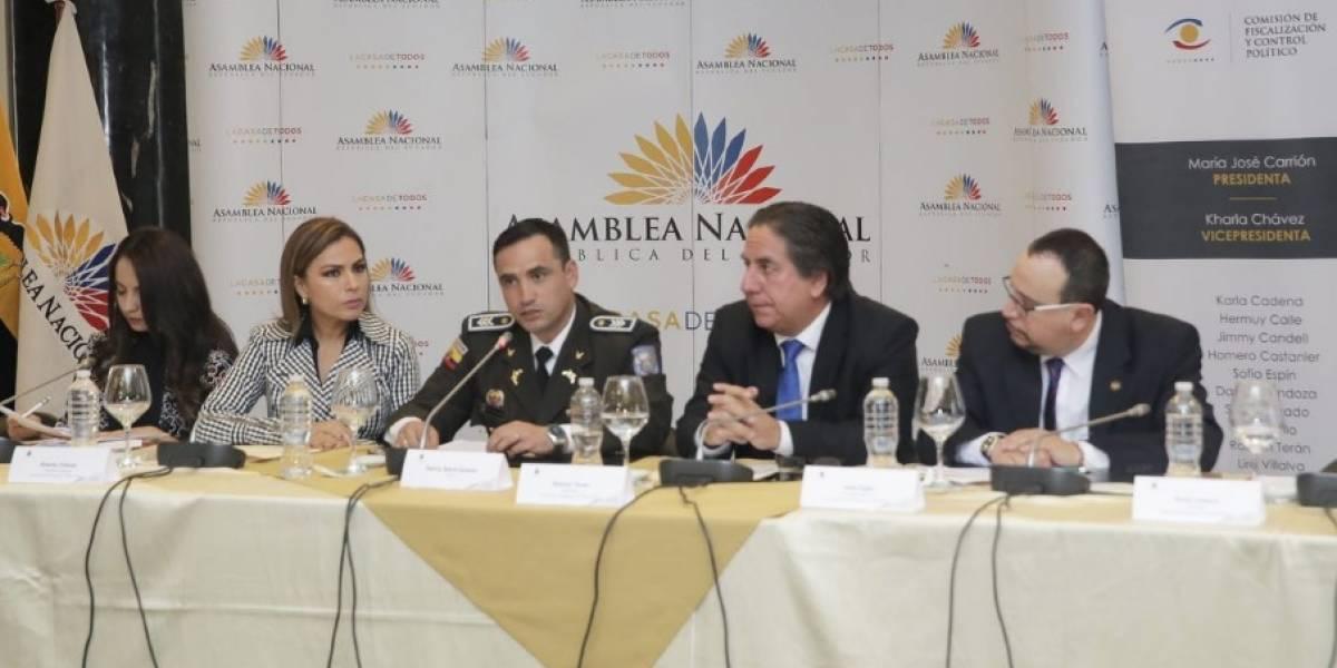 Sargento aseguró que recibió presiones para adulterar parte policial sobre audio difundido por Baca