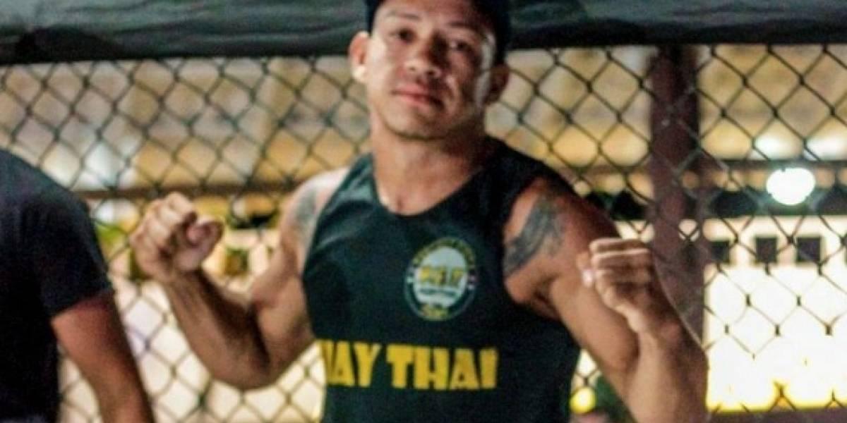 Asesinan frente a su familia a un luchador de artes marciales de Brasil