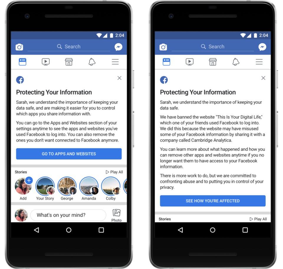Facebook se blinda en elecciones, verificará cuentas de anunciantes políticos