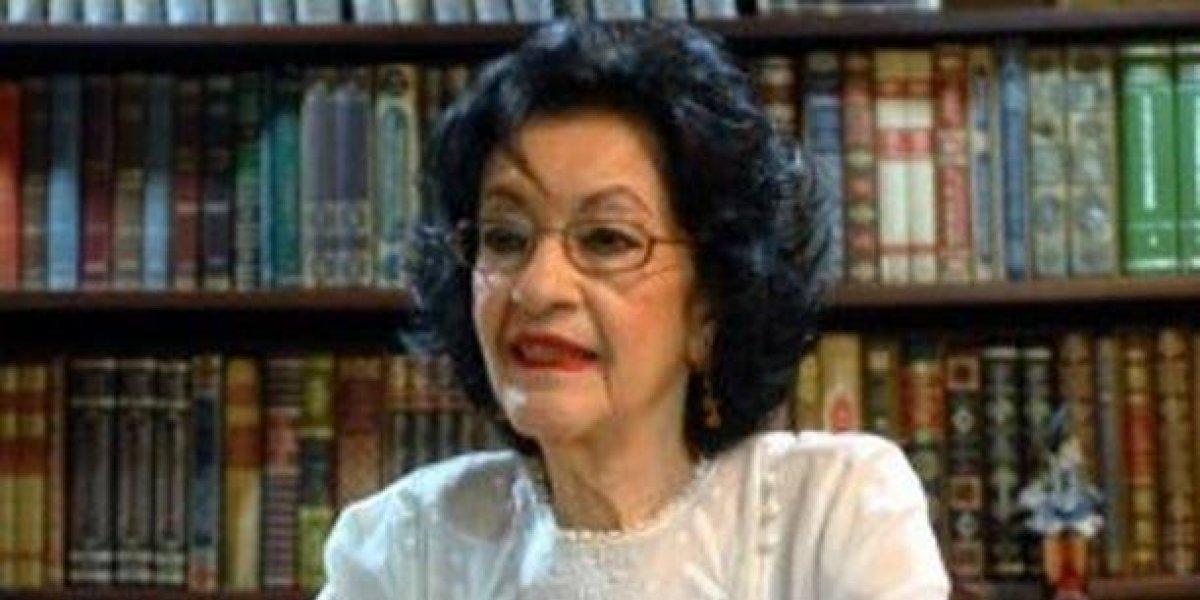 Carmenchu Brusiloff: Reconocida por su impecable trayectoria en el periodismo