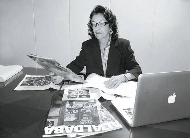 Carmenchu Brusiloff
