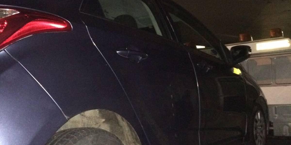 Homem é preso por tentar subornar PMs ao não devolver carro alugado