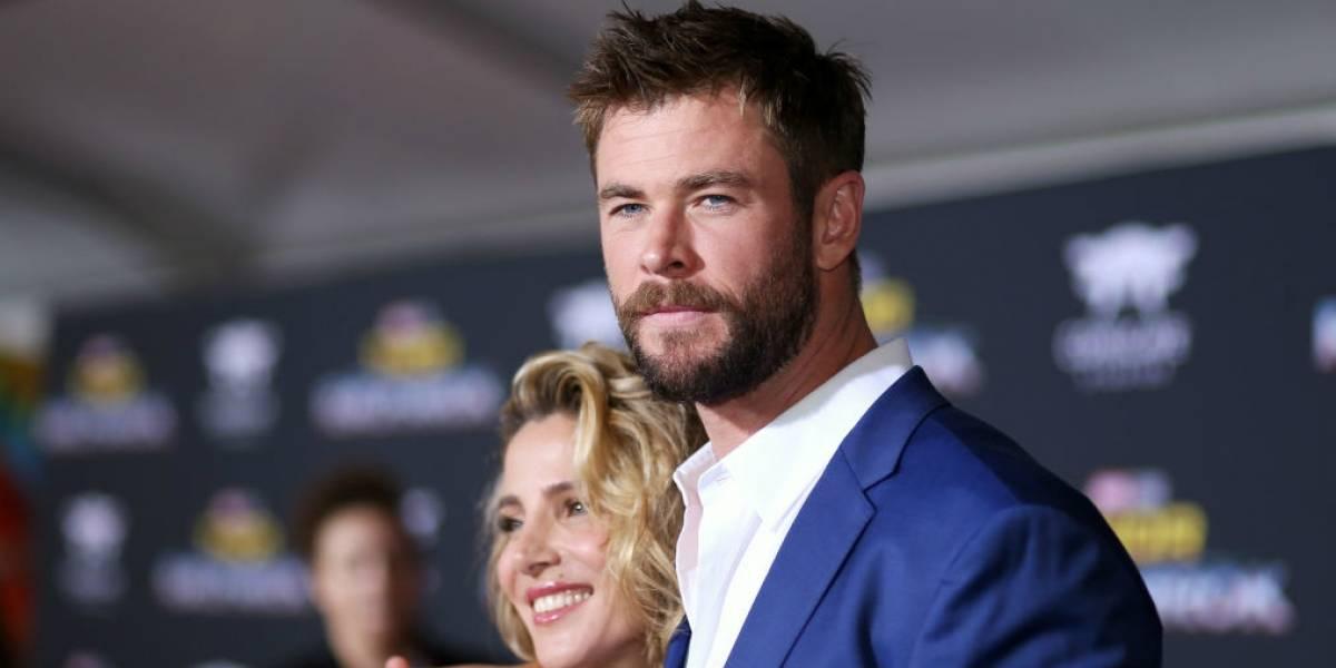 Chris Hemsworth mostra como a paixão resiste a 3 filhos e 8 anos de casamento
