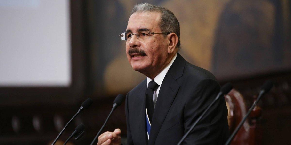 Danilo Medina expresa su compromiso con la libertad de expresión