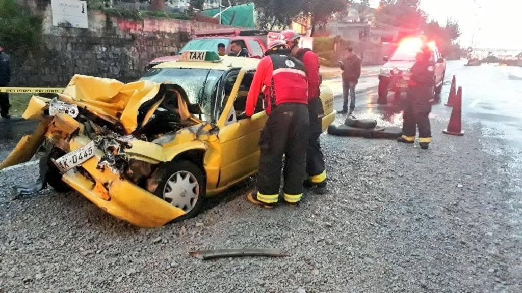 Accidente San Carlos