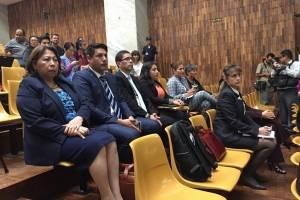 entrevistas a aspirantes a fiscal general