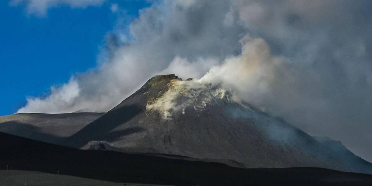 Cientista aponta nova teoria para criação do vulcão Etna