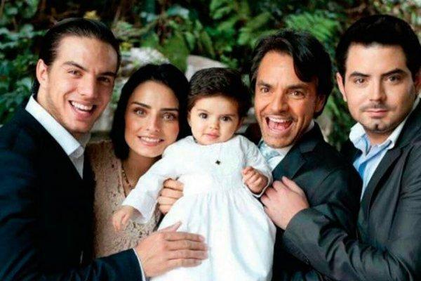 Eugenio y sus hijos