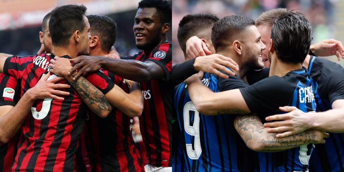 Nada para nadie en el Derbi de Milán