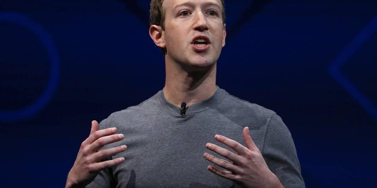 """Zuckerberg asume su culpa con datos vulnerados: """"Es mi responsabilidad"""""""