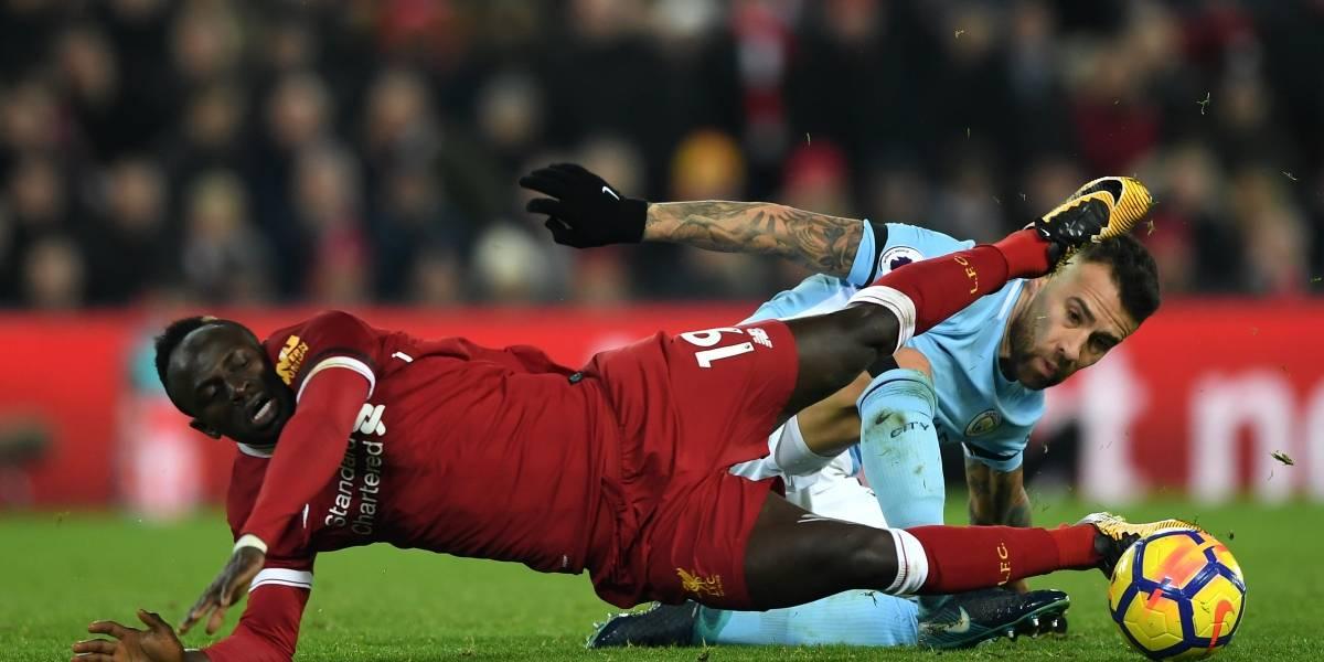 Liverpool VS Manchester City: clásico inglés en la Champions