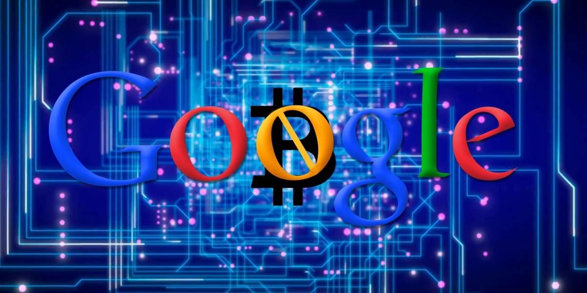 Google está en pie de guerra contra el minado malintencionado de criptomonedas