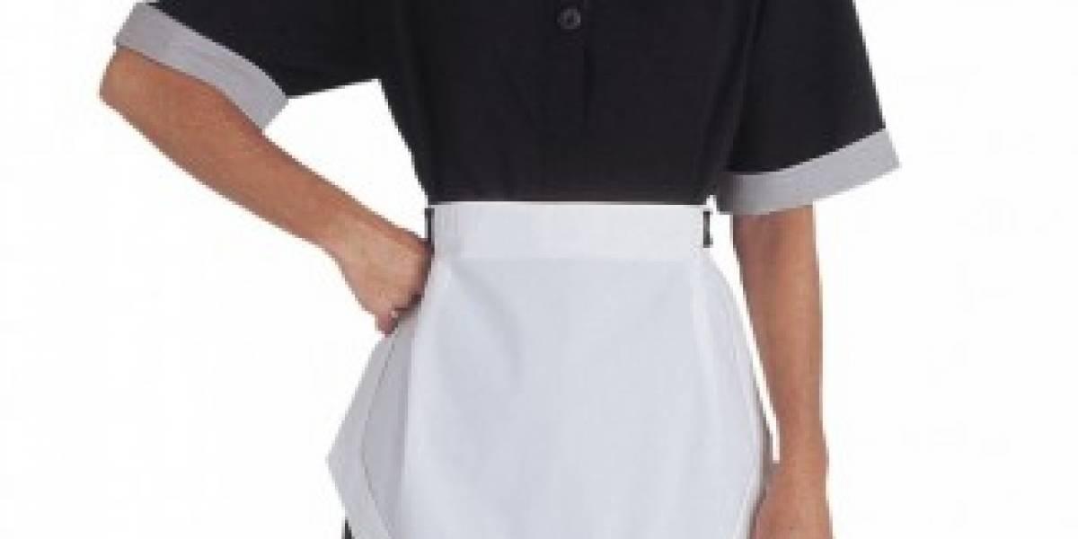 Diputados aprueban proyecto prohíbe domésticas lleven uniformes fuera trabajo