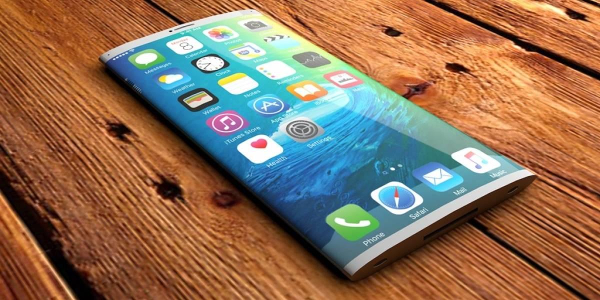 Los iPhone del futuro tendrán pantalla curva y se podrán controlar sin tocarlos