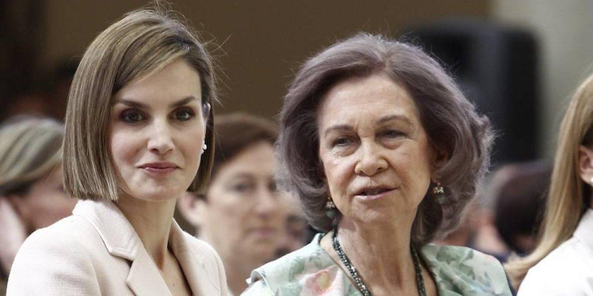 Los motivos del choque de reinas en España