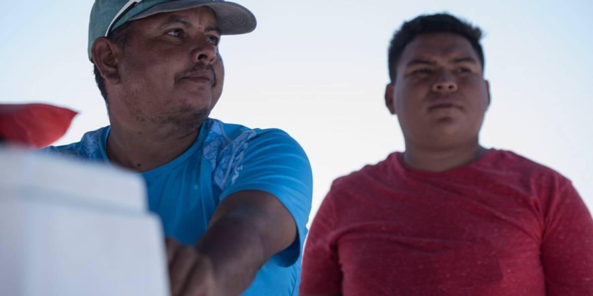 El turismo le cambió la vida a Marcos