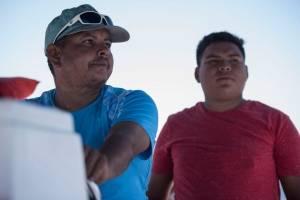 Marcos en Chiquimulilla