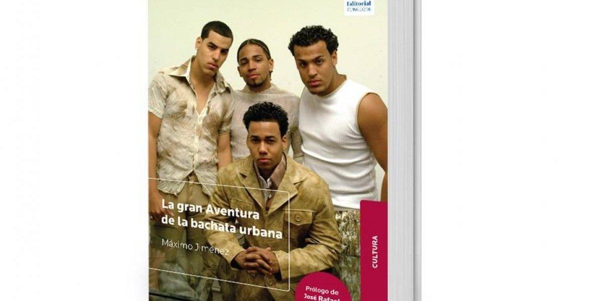 """FUNGLODE presenta esta noche el libro """"La gran Aventura de la bachata urbana"""", autoría del periodista Máximo Jiménez"""