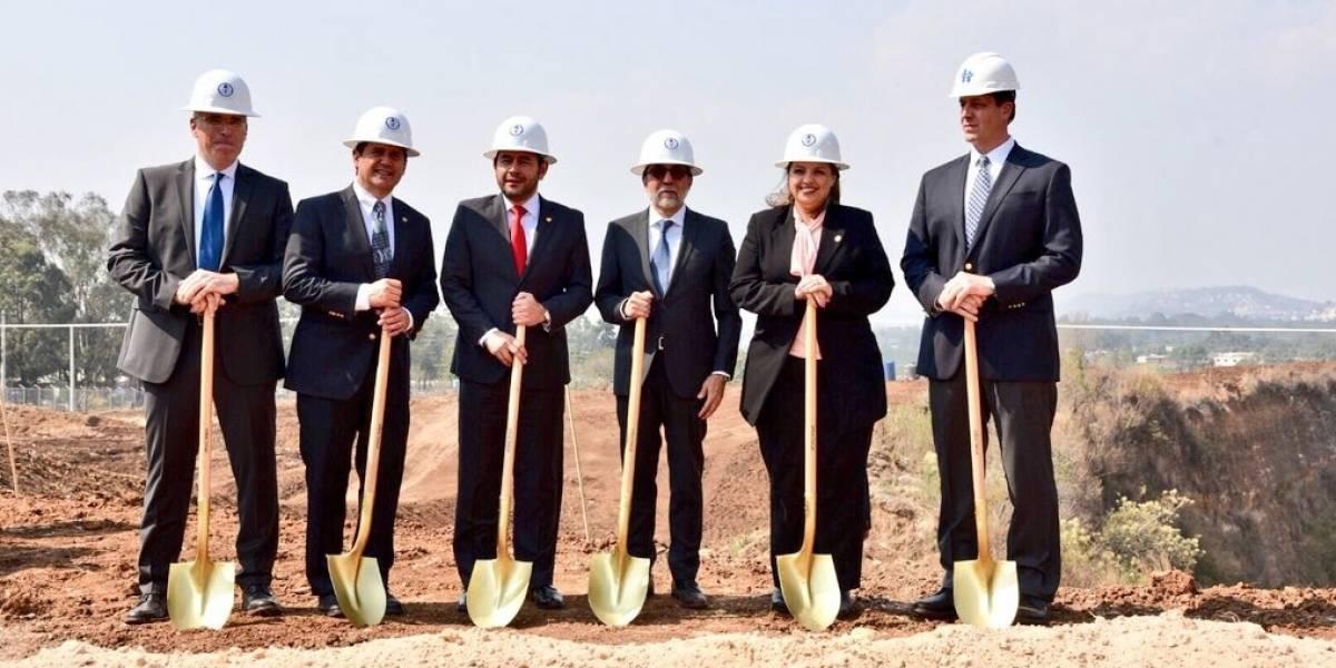 Así será el nuevo y ecológico edificio de la Embajada de EE. UU. en Guatemala