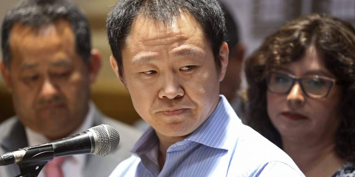 Kenji Fujimori se complica tras denuncia constitucional