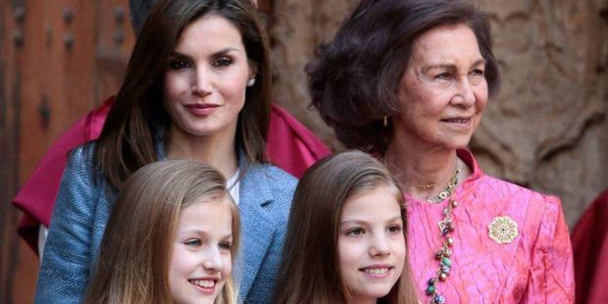 Video del pleito entre la Reina de España y doña Sofía es tendencia y revelan el sentir de Letizia