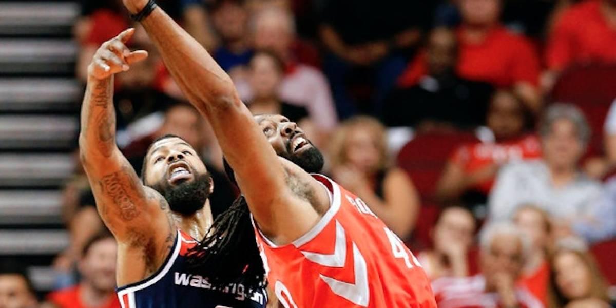 Harden coquetea con triple-doble en triunfo de Rockets
