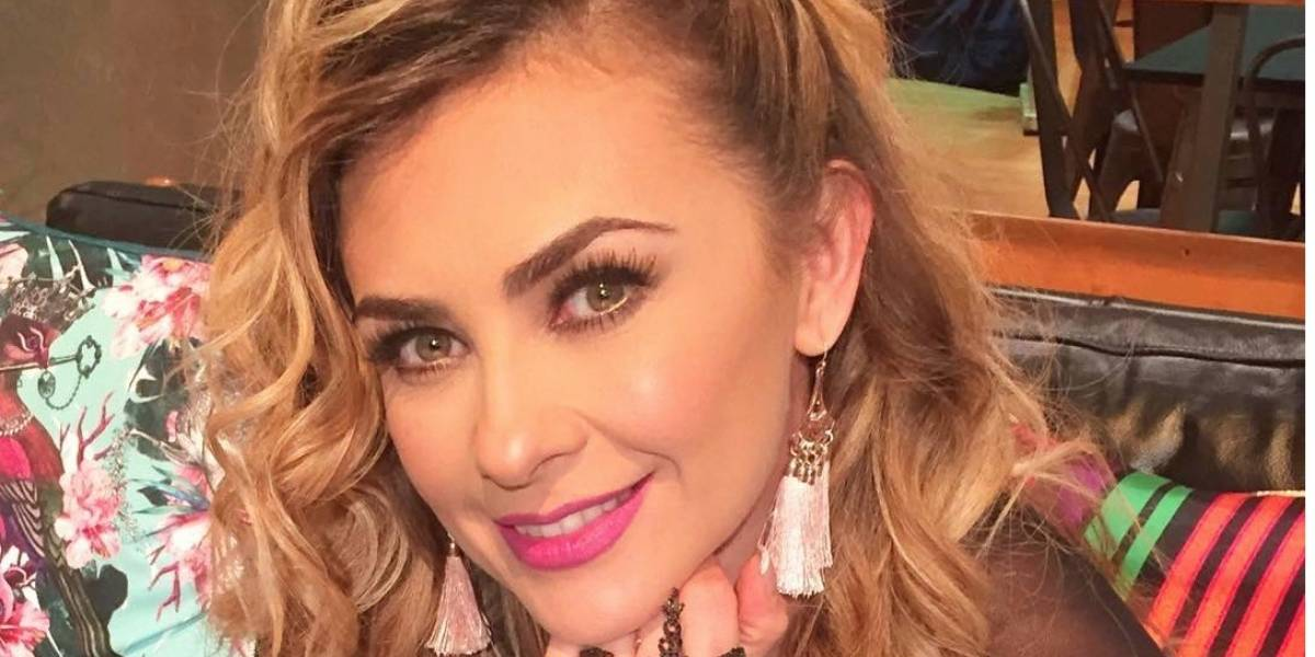 Aracely Arámbula confirma que tiene mejor cuerpo que hace 20 años