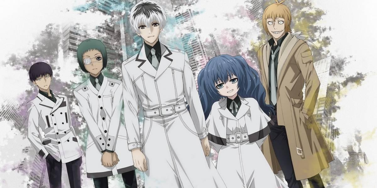 Vídeo com canção de encerramento do anime Tokyo Ghoul:re traz cenas inéditas; assista