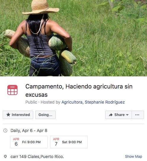 agricltura