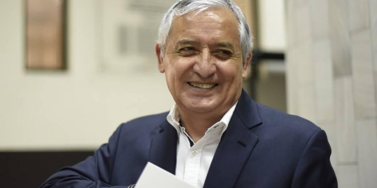 """Tercera coperacha"" Juan Carlos Monzón revela otro regalo para Otto Pérez y quiénes aportaron"
