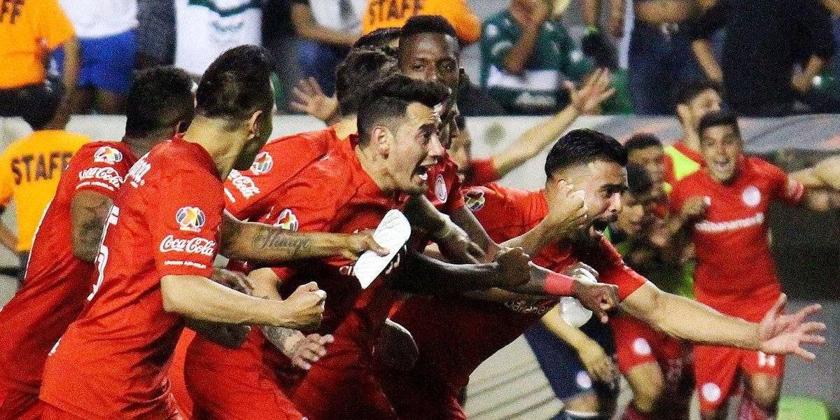 Toluca se convierte en el primer finalista de la Copa MX