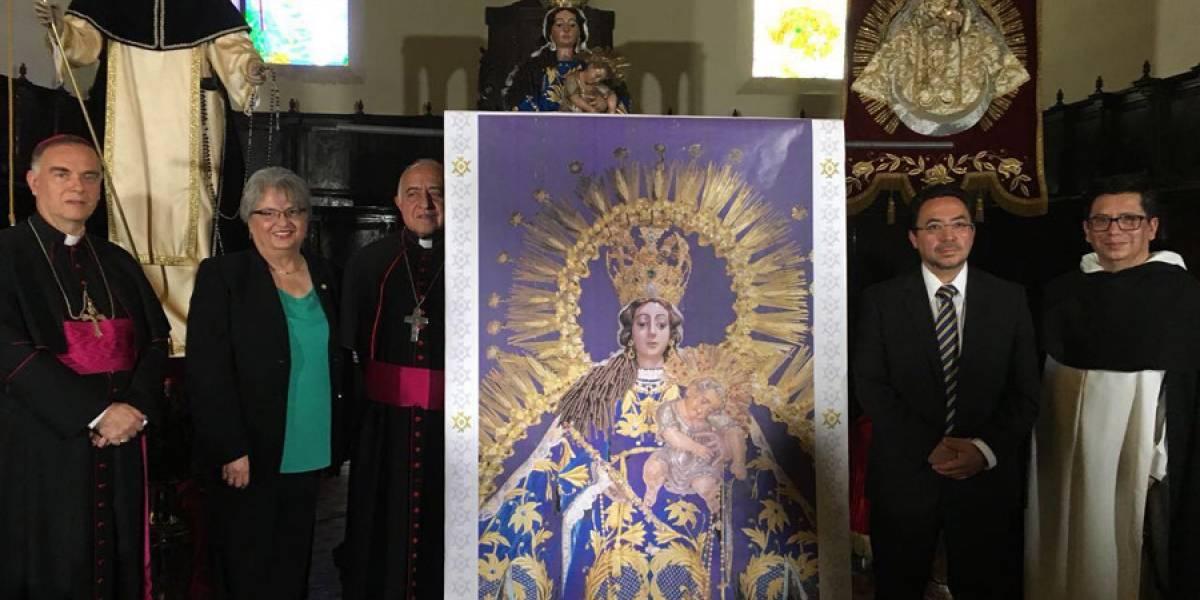 Guatemala tendrá un lugar especial en el Vaticano gracias a la Virgen del Rosario