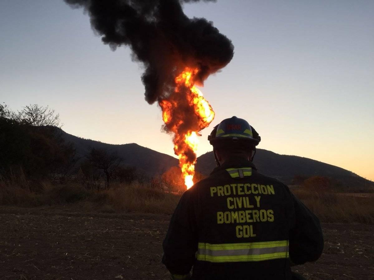 Para sofocar las llamas colaboraron más de 153 elementos de diferentes corporaciones. FOTO: Cortesía