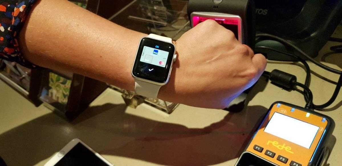 Segundo a Apple, 80% dos donos de um Apple Watch já o usam para fazer pagamentos Tercio David/Metro Jornal
