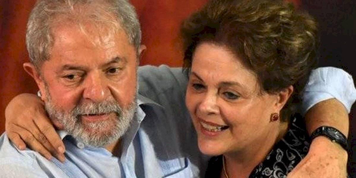 Lula da Silva y Dilma Rousseff se suman a grupo de líderes progresistas