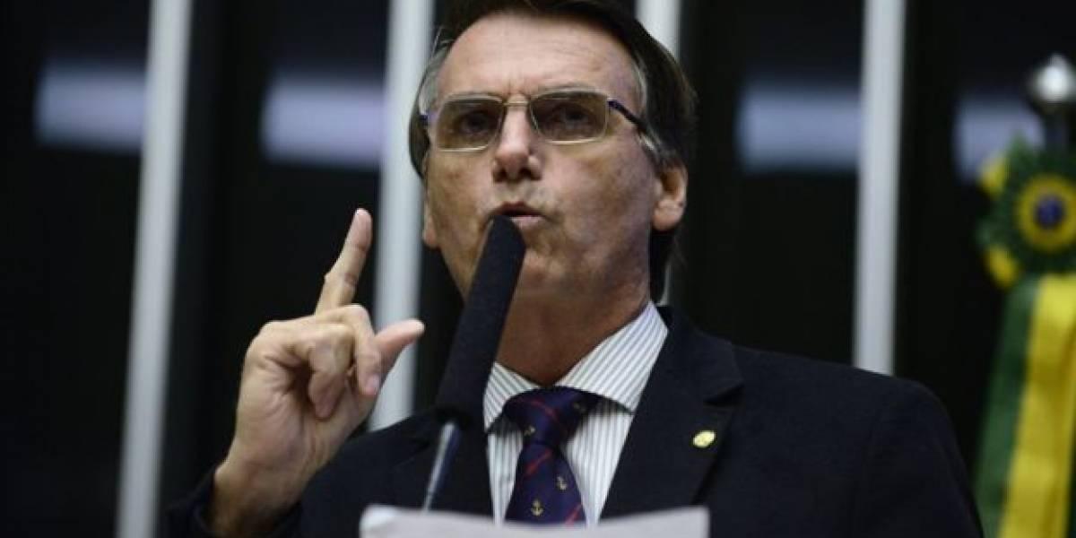 'Se fosse qualquer outro, já teria sido preso', diz Bolsonaro sobre Lula