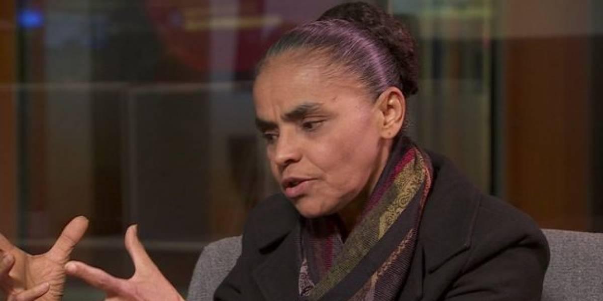 Marina: a prisão de um ex-presidente é um acontecimento triste em qualquer país