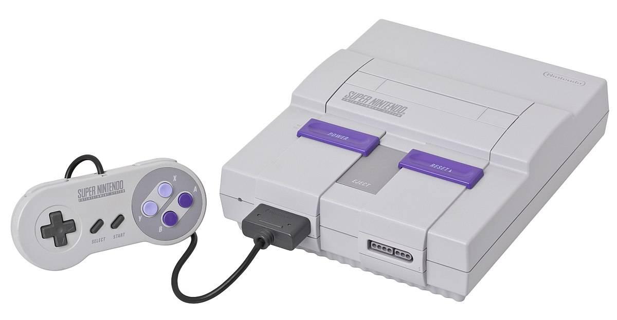 Excelente Juegos De Snes Llegarian A La Nintendo Switch A Traves De