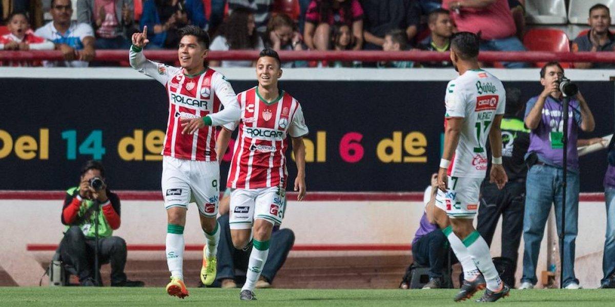 Necaxa se cita con el Toluca en la final de la Copa MX
