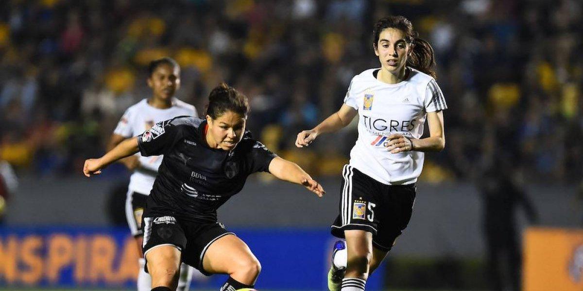 Monterrey se enfoca en ganar el Clásico regio femenil
