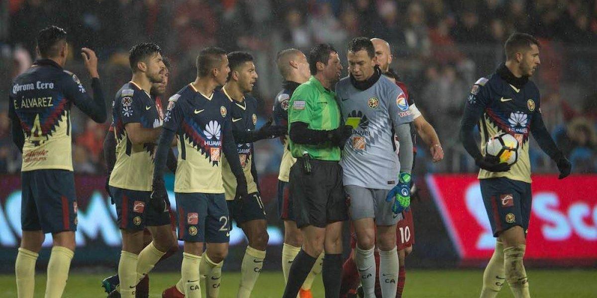 Aficionados del América culpan al FIFA 18 por derrota en la Concachampions
